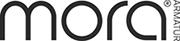 Företagets Moras logotyp.