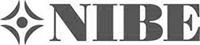 Företagets Nibes logotyp.
